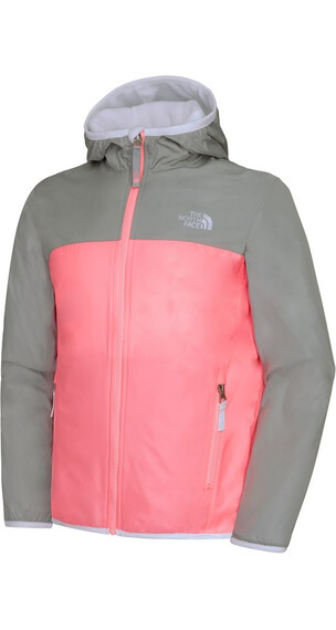 The North Face Kids' Windless Reversible Jacket Sugary Pink (H9F)